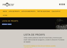 proxys.com.ar