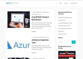 proxyserver.com