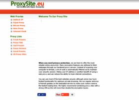 proxysite.eu