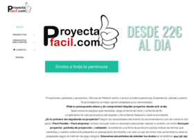 proyectafacil.com