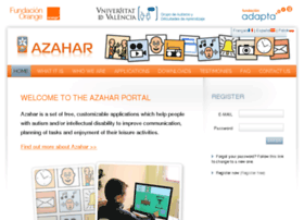 proyectoazahar.org
