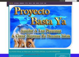 proyectobastaya.ning.com