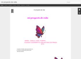 proyectodevidamariacamilacano6b.blogspot.com