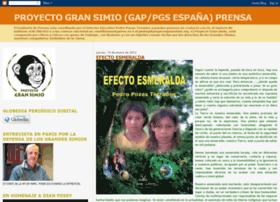 proyectogransimio.blogspot.com