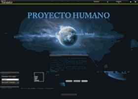 proyectohumano.argentinaforo.net