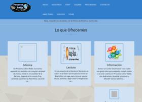 proyectolatinoradio.com