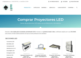 proyectoresdeled.com