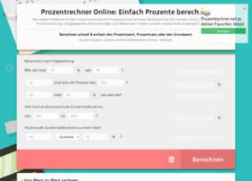 prozentrechner.net