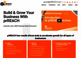 prreach.com