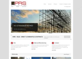 prs-scaffolding.co.za