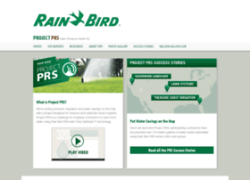 prs.rainbird.com