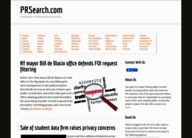 prsearch.com