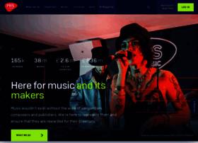 Prsformusic.com