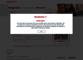 pruaccess.prudential.com.sg