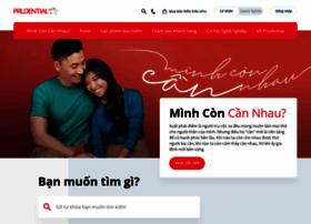 prudential.com.vn
