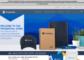prudential.corpmerchandise.com