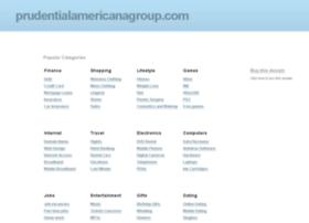 prudentialamericanagroup.com