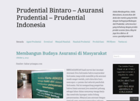 prudentialbintaro.wordpress.com