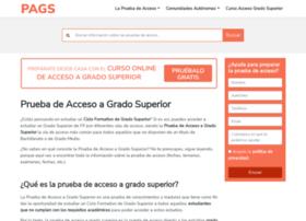 pruebaaccesogradosuperior.com