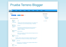 pruebatb.blogspot.com