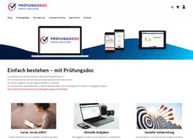 pruefungsdoc.de