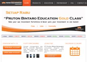 prutonbintaro.com