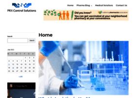 prxcontrolsolutions.com