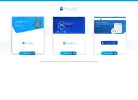 pryvate.net