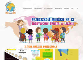 przedszkole13-leszno.pl