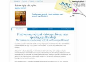 przedwczesny-wytrysk.zlotemysli.pl