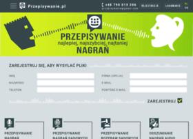 przepisywanie.pl