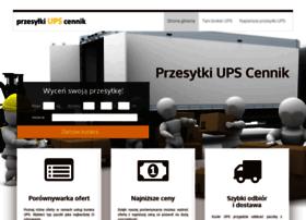 przesylki-ups-cennik.pl