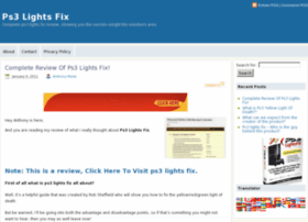 ps3lightsfix1.com