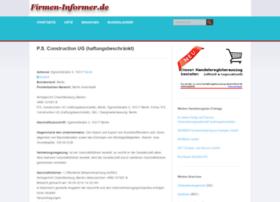 ps_construction_ug_haftungsbeschraenkt-berlin.firmen-informer.de