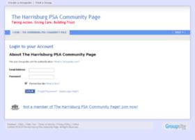 psaharrisburg.groupsite.com