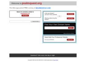 psalmquest.org
