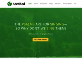 psalms.seedbed.com