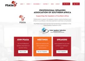 psasouthernafrica.co.za