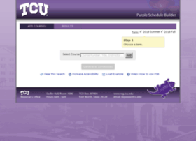psb.tcu.edu