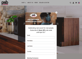 psbspeakers.com
