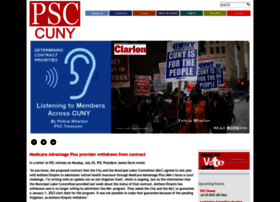 psc-cuny.org info. Welcome to the PSC CUNY Website | PSC CUNY
