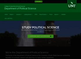 psci.unt.edu