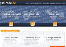 psd2code.de