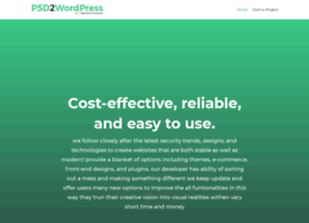 psd2wordpress.co.uk