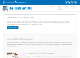 psdtohtml.thewebartists.com