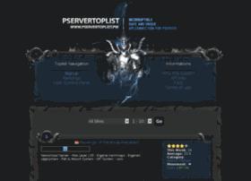 pservertoplist.pw