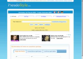 pseudostyle.com