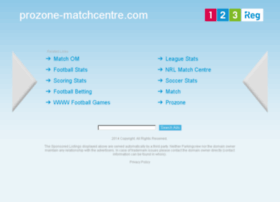 psg.prozone-matchcentre.com