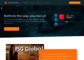 psgglobalsolutions.com
