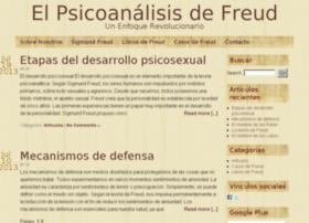 psicoanalisisdefreud.com